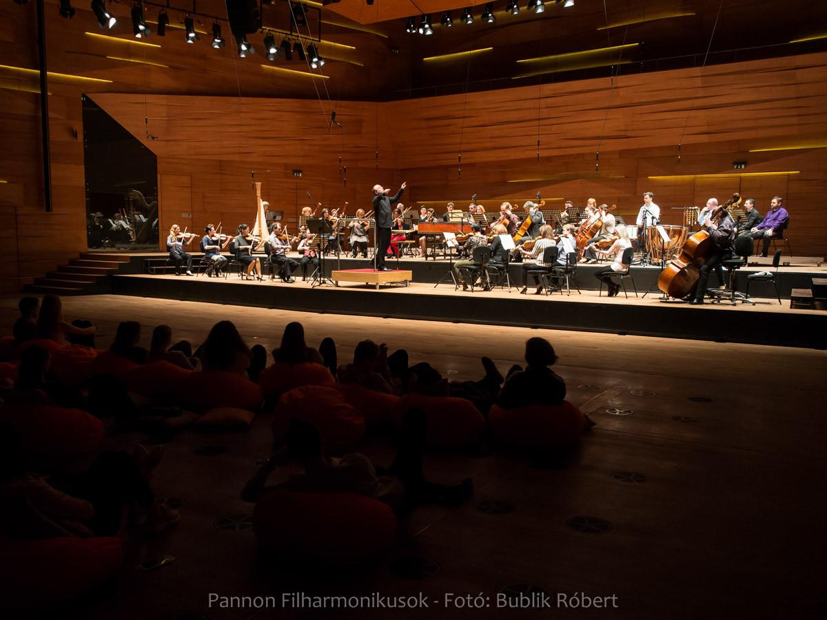 Koncert Galériakép